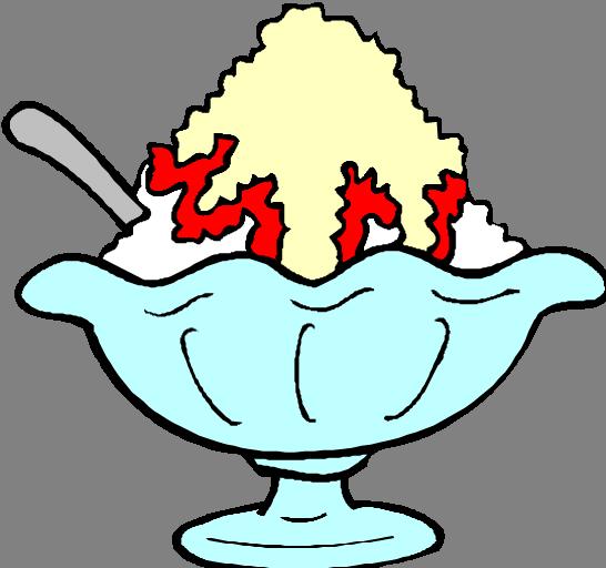 Ice Cream Sundae Bowl Template Ice Cream Sundae Bowl Template