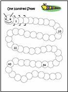 math worksheet : 100 days of school math activities for kindergarten  k5 worksheets : 100 Days Of School Worksheets For Kindergarten